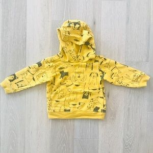 Carter's hoodie sweater